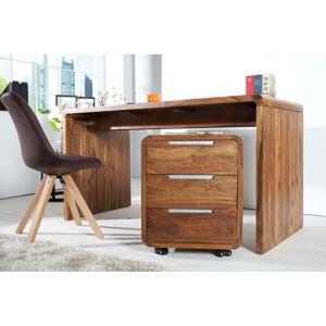 LuxD Luxusný kancelársky stôl Island 150 cm x 80 cm