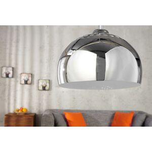 LuxD 16669 Lampa Sphere chróm závesné svietidlo