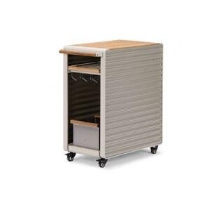 Higold Záhradný servírovací vozík HIGOLD - Airport Dining Car Taupe