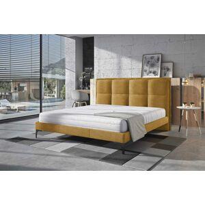 Confy Dizajnová posteľ Adelynn 160 x 200 - 6 farebných prevedení