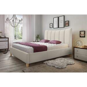 Confy Dizajnová posteľ Amara 160 x 200 - 7 farebných prevedení