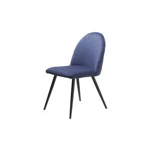 Furniria 24003 Dizajnová stolička Dayton modrá