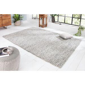 LuxD Dizajnový koberec Allen Home 240 x 160 cm sivý
