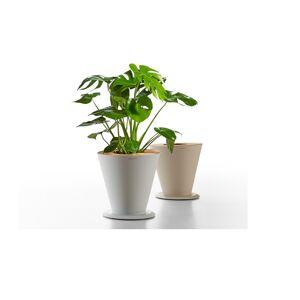Higold Dizajnový kvetináč HIGOLD - ICOO Flower Basket White