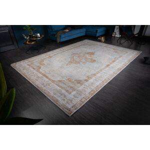LuxD Dizajnový koberec Rex 350 x 240 cm béžový