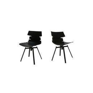 Catalent 19249 Dizajnová stolička Dollie II / čierna