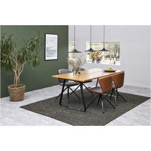 Dkton Jedálenský stôl Nidia 200 cm divoký dub