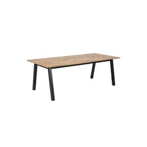 Dkton Jedálenský stôl rozkladací Nazy 180-270 cm dub vzor