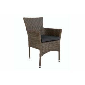 Norddan Stohovateľná záhradná stolička Kayden