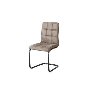LuxD 24260 Konzolová stolička Modern vintage taupe