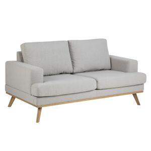 Dkton Luxusná sedačka North, svetlo šedá