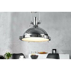 LuxD 20213 Lampa Commercial 45cm chróm závesné svietidlo