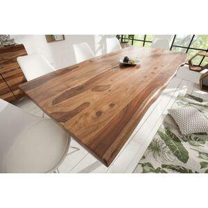 LuxD Luxusný jedálenský stôl Massive S 200cm sheesham