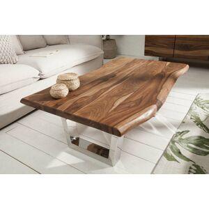 LuxD Luxusný konferenčný stolík Massive S 110 cm sheesham