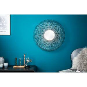LuxD Dizajnové zrkadlo Caylee M, strieborné  x  21001