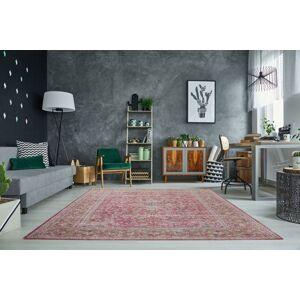 LuxD Dizajnový koberec Oriental 240x160 cm / antická červená