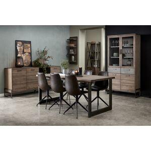 Furnistore Moderný jedálenský stôl rozkladací Aart, 200 - 300 cm