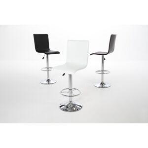 Dkton Štýlová barová stolička Alastair, čierna