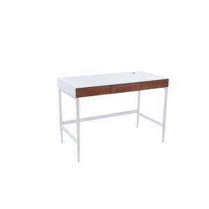 Meble PL Dizajnový písací stôl Titus